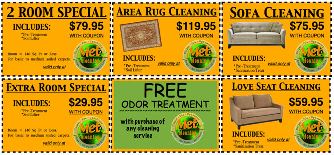 Carpet Cleaning Coupons Metairie LA